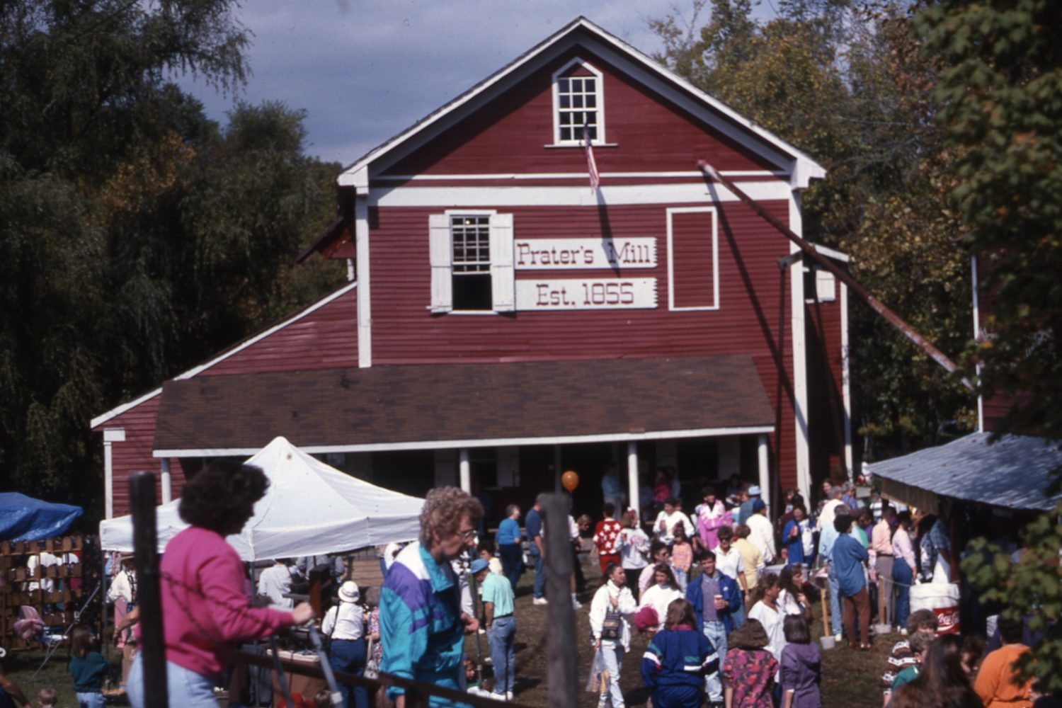 Forty-five years later, the Prater's Mill Country Fair continues and serves as the centerpiece of the Prater's Mill Heritage Park, now owned by the people of Whitfield County
