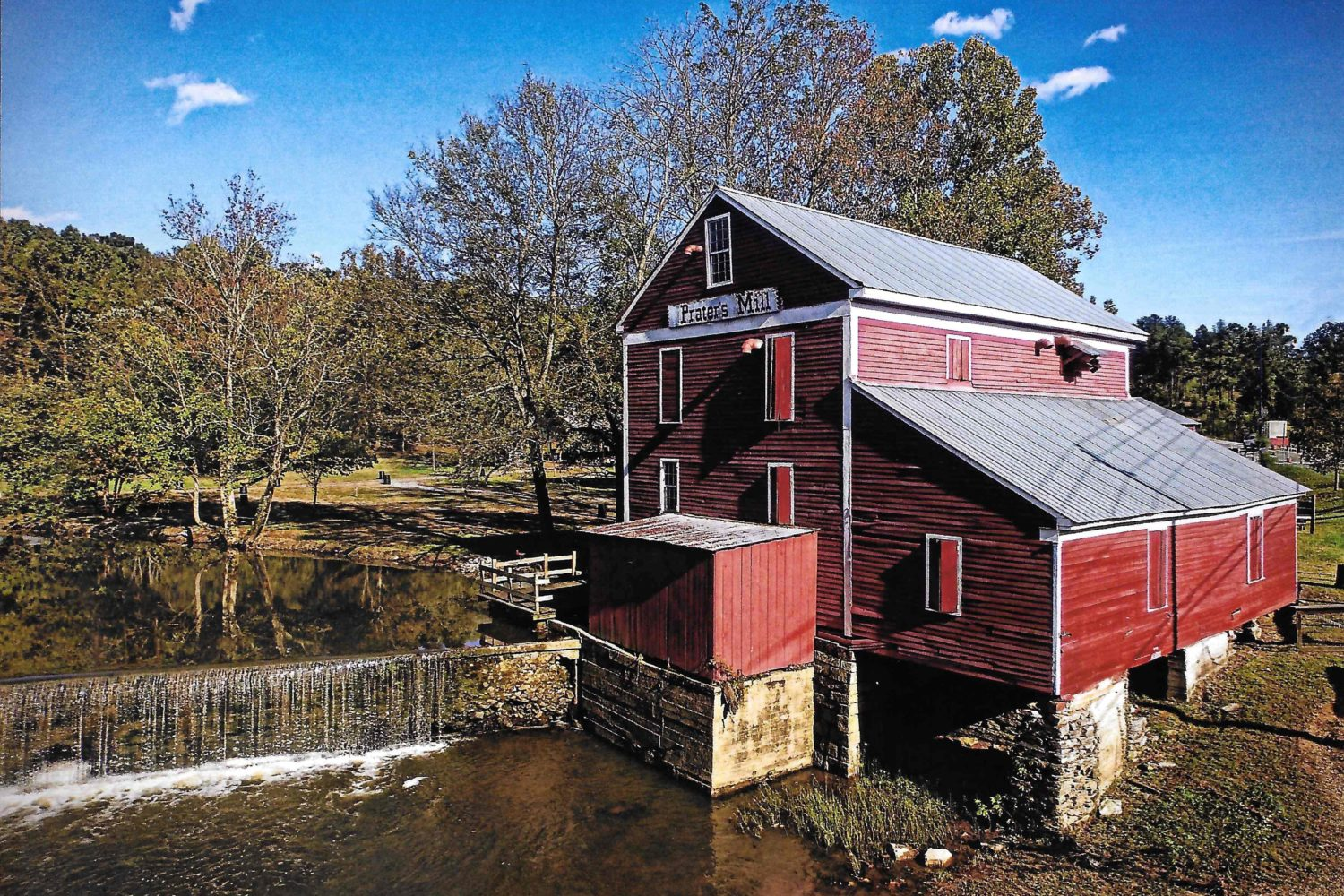 Prater's Mill cover photo